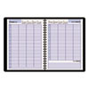 DayMinder® Four-Person Group Daily Appointment Book | www.SelectOfficeProducts.com