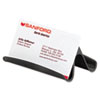 Rubbermaid® Regeneration® Recycled Plastic Business Card Holder | www.SelectOfficeProducts.com