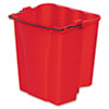 Rubbermaid® Commercial Dirty Water Bucket for WaveBrake® Bucket/Wringer | www.SelectOfficeProducts.com