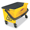 Rubbermaid® Commercial HYGEN™ HYGEN™ Press Wring Bucket | www.SelectOfficeProducts.com