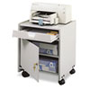 Safco® Office Machine Mobile Floor Stand | www.SelectOfficeProducts.com