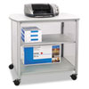 Safco® Impromptu™ Deluxe Machine Stand | www.SelectOfficeProducts.com