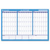 AT-A-GLANCE® 90/120-Day Undated Horizontal Erasable Wall Planner | www.SelectOfficeProducts.com