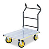 Safco® Stow-Away® 1000 lb Platform Truck | www.SelectOfficeProducts.com