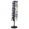 Safco® Rotary Literature Rack | www.SelectOfficeProducts.com