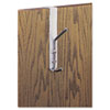 Safco® Over-The-Door Coat Hook | www.SelectOfficeProducts.com