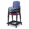 Safco® Stacking Chair Cart | www.SelectOfficeProducts.com