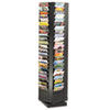 Safco® Steel Rotary Magazine Rack | www.SelectOfficeProducts.com