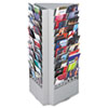Safco® Steel Rotary Brochure Rack | www.SelectOfficeProducts.com