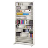 Safco® A/V Adjustable Open Shelving | www.SelectOfficeProducts.com