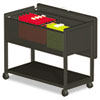 Safco® Locking Top Mobile Tub File | www.SelectOfficeProducts.com