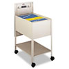 Safco® Extra-Deep Locking Mobile Tub File | www.SelectOfficeProducts.com