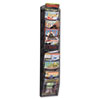 Safco® Onyx™ Mesh Literature Rack | www.SelectOfficeProducts.com
