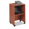Safco® Lectern Base/Media Cart | www.SelectOfficeProducts.com