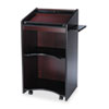 Safco® Executive Mobile Lectern | www.SelectOfficeProducts.com