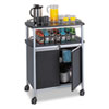 Safco® Mobile Beverage Cart | www.SelectOfficeProducts.com