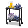 Safco® Folding Office/Beverage Cart | www.SelectOfficeProducts.com
