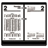 AT-A-GLANCE® Financial Desk Calendar Refill | www.SelectOfficeProducts.com