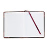 Adams® Black and Maroon Record Ledger | www.SelectOfficeProducts.com