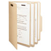 S J Paper Economy Manila Eight-Section Classification Folders | www.SelectOfficeProducts.com