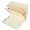 S J Paper Economy Manila End Tab Classification Folders | www.SelectOfficeProducts.com