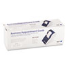 Seiko Business/Appointment Cards for Smart Label Printers | www.SelectOfficeProducts.com