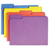 Smead® Colored Folders With Antimicrobial Product Protection | www.SelectOfficeProducts.com