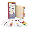 Smead® Color-Coded SmartStrip® Labeling System Refill Label Forms | www.SelectOfficeProducts.com