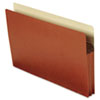 Smead® Redrope Drop Front File Pockets with Tyvek® Lined Gussets | www.SelectOfficeProducts.com