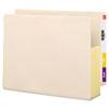 Smead® Manila End Tab File Pockets | www.SelectOfficeProducts.com