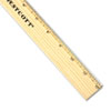 "Westcott® Budget 12"" Metric Ruler 