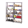 "Tennsco Industrial Post Kit for 87"" High Industrial Steel Shelving 