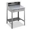 Tennsco Open Steel Shop Desk | www.SelectOfficeProducts.com