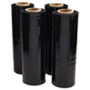 Universal® Black Stretch Film | www.SelectOfficeProducts.com
