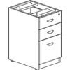Alera® Verona Veneer Series Box/Box/File Pedestal File | www.SelectOfficeProducts.com