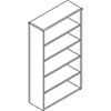 basyx® BW Veneer Series Five-Shelf Bookcase   www.SelectOfficeProducts.com