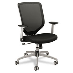 HON® Boda™ Series Mesh/Padded Mesh High-Back Work Chair