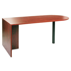 Alera® Valencia Series D-Top Desk