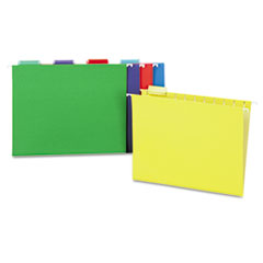 Universal Bright Color Hanging File Folders