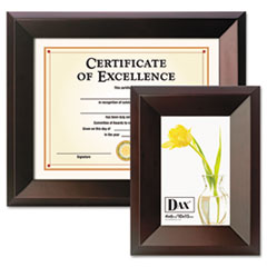 DAX® Park Avenue Coffee Bean Wood Frame