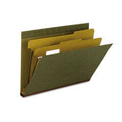 Smead® 100% Recycled Hanging Classification Folders