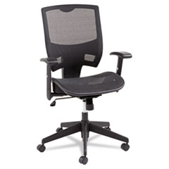 Alera® Epoch Series Suspension Mesh Mid-Back Chair