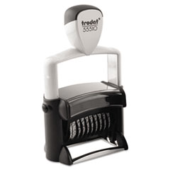 Trodat® Self-Inking Professional Custom Number Stamp