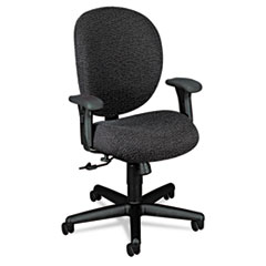 HON® Unanimous® Mid-Back Swivel/Tilt 24-Hour Chair