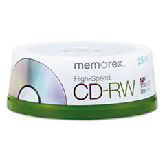 Memorex CD-RW High-Speed Rewritable Disc