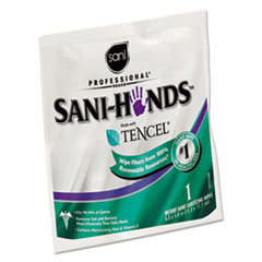 Sani Professional® Sani-Hands® Sanitizing Wipes with Tencel®