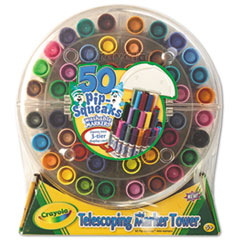 Crayola® Pip-Squeaks™ Telescoping Marker Tower™