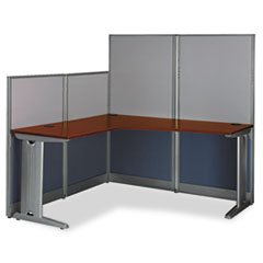 Bush® Office in an Hour™ L- Workstation