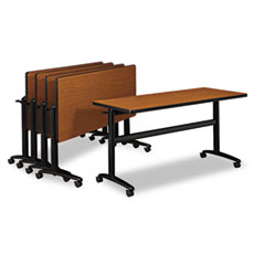 basyx® Rectangular Training Table Top without Grommets