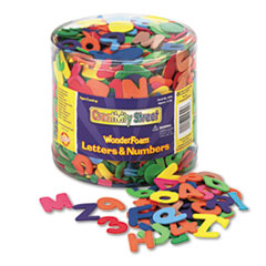Creativity Street® WonderFoam® Letters & Numbers